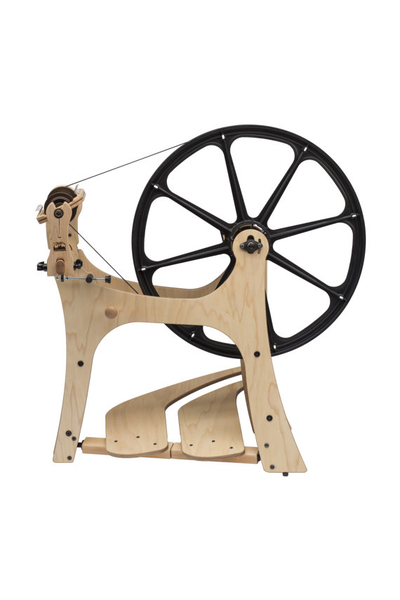 Schacht Flatiron Spinning Wheel | Schacht Spindle Company, Inc.