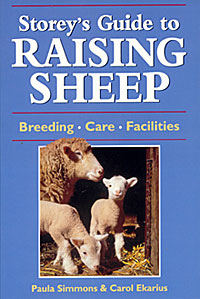 Storey's Guide to Raising Sheep | Spinning Books