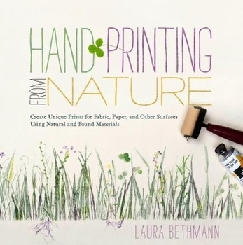 Hand Printing from Nature | Dyeing Books