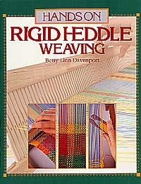 Hands On Rigid Heddle Weaving | Weaving Books