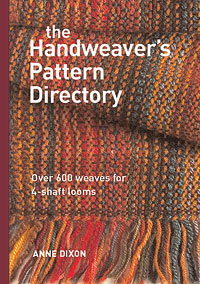 The Handweaver's Pattern Directory | Weaving Books