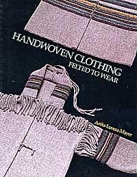 Handwoven Clothing | Felting Books
