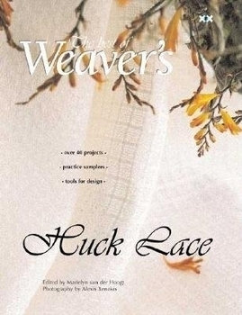 The Best of Weaver's: Huck Lace | Weaving Books