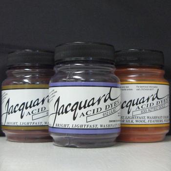 Jacquard Acid Dyes 1/2 oz. | Jacquard
