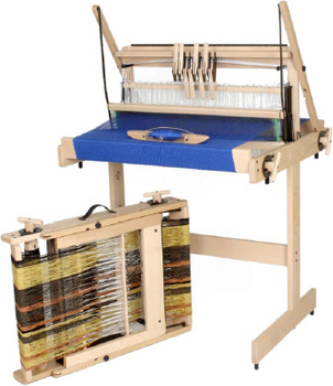 Louet Jane Table Loom | Louet Jane and Accessories