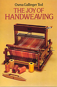 The Joy of Handweaving | Weaving Books