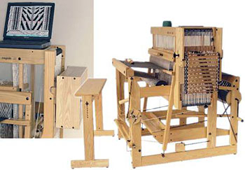 Louet Megado Dobby Looms | Floor Looms