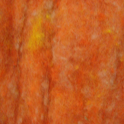 Harrisville Designs Dyed Carded Fleece - Melon | Harrisville Dyed Carded Fleece