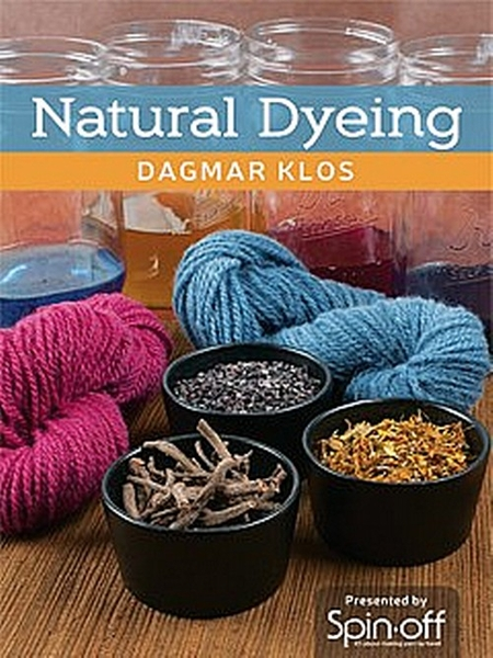 Natural Dyeing | Dyeing & Surface Design DVDs