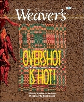 The Best of Weaver's: Overshot is Hot | Weaving Books