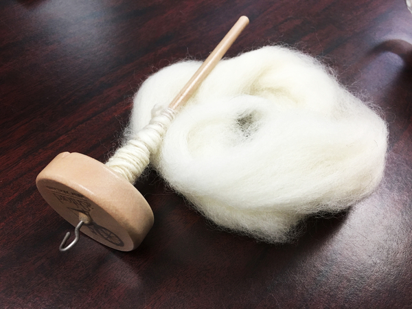 Intro to Spindle Spinning | Spinning