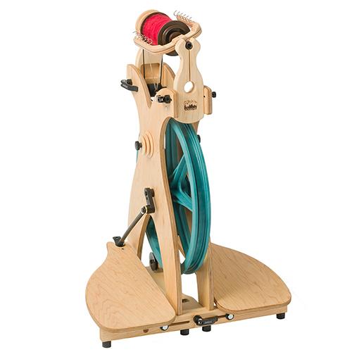 Schacht Sidekick Spinning Wheel | Portable Travelling Spinning Wheels