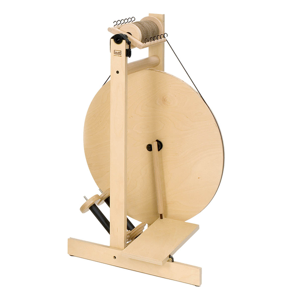Louet S17 Spinning Wheel Kit | Upright Castle Spinning Wheels