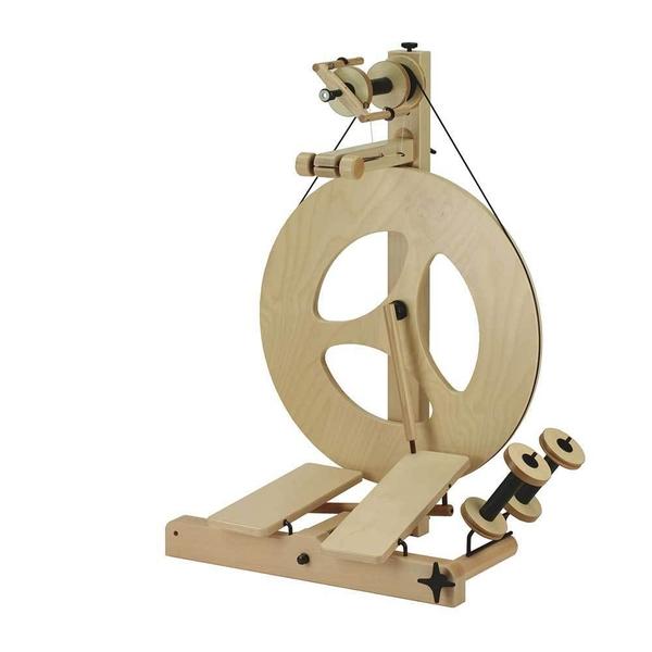 Louet S10 Julia (aka the S11) | Upright Castle Spinning Wheels