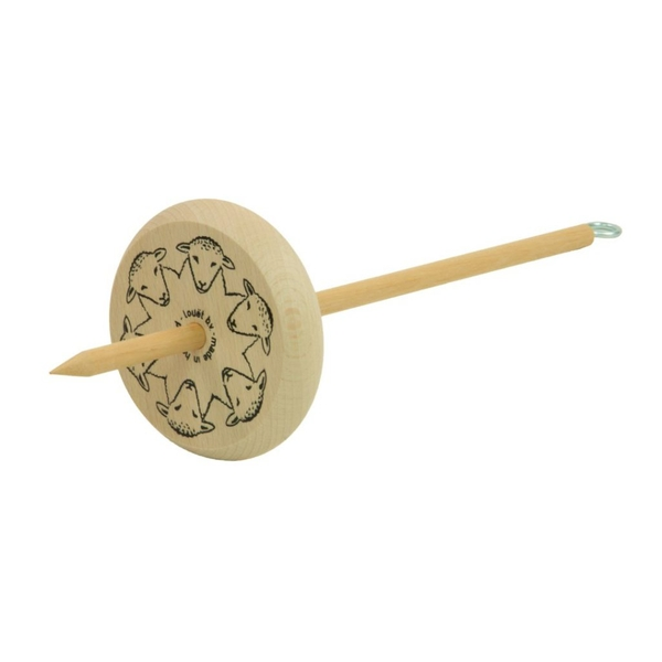 Louet Bottom Whirl Drop Spindle | Hand Spindles