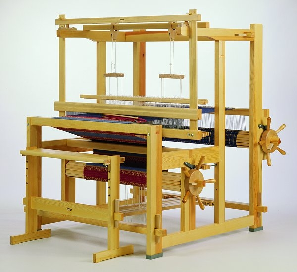 Glimakra Standard Floor Loom: Counterbalance | Glimakra Standard Loom
