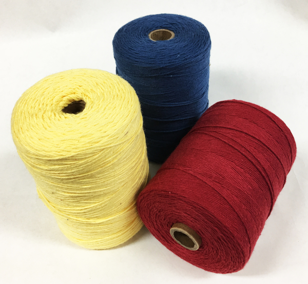 8/4 Carpet Warp from Maysville | Cotton Yarns, Unmercerized