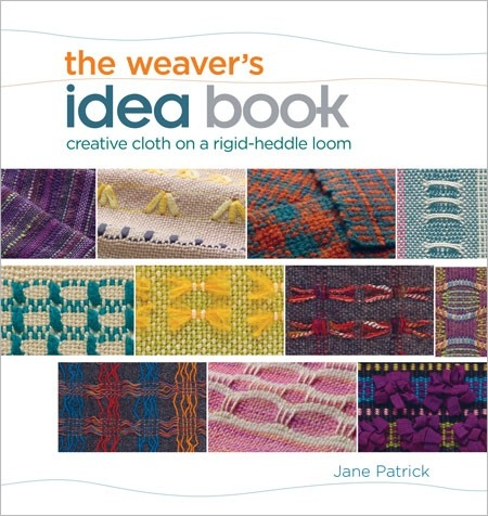 The Weaver's Idea Book | Weaving Books