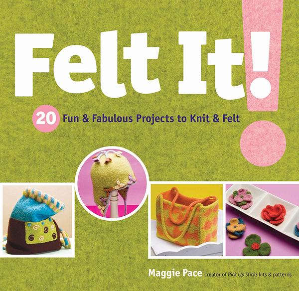 Felt It! | Felting Books & DVDs