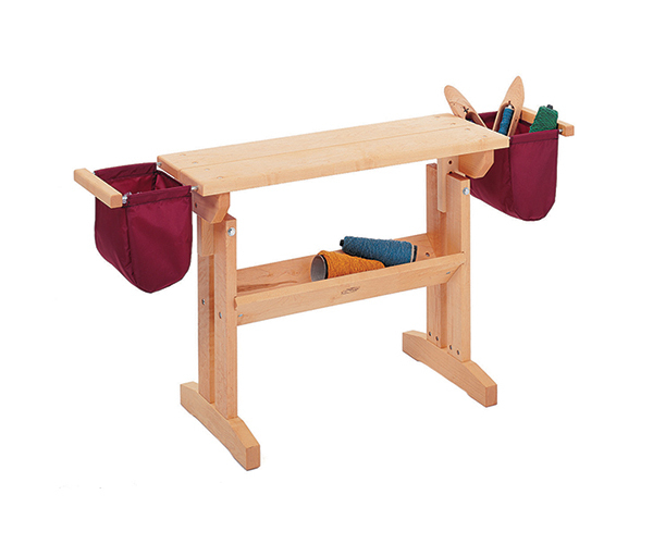 Schacht Floor Loom Bench | Benches