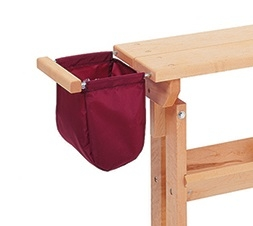 Schacht Loom Bench Bag | Bench Accessories