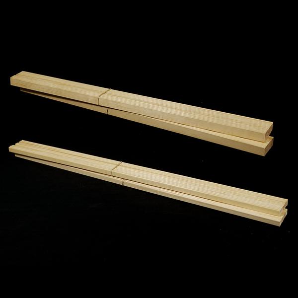 Glimakra Warping/ Beaming Sticks   Lease Sticks and Warp Sticks