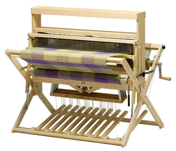 Schacht Mighty Wolf Looms | Folding Floor Looms