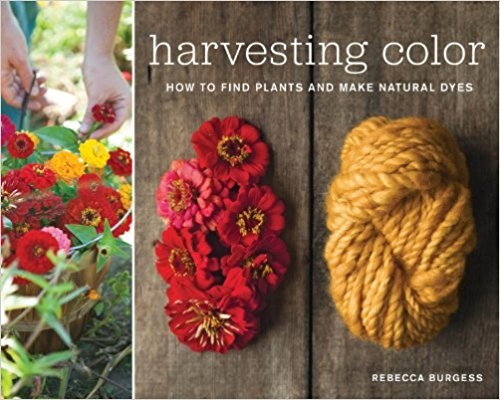Harvesting Color | Dyeing Books