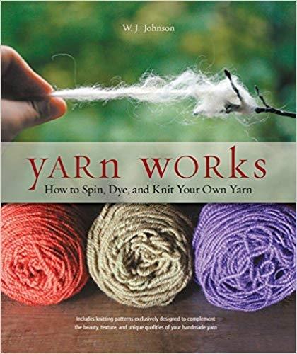 Yarn Works | Dyeing Books