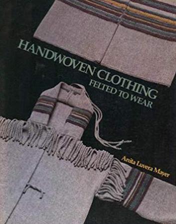 Handwoven Clothing | Weaving Books