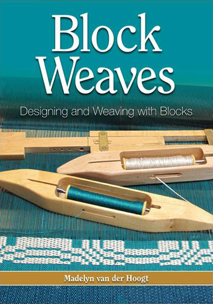 DVD: Block Weaves | Weaving DVDs
