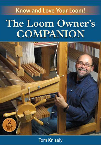 DVD: The Loom Owner's Companion | Weaving DVDs
