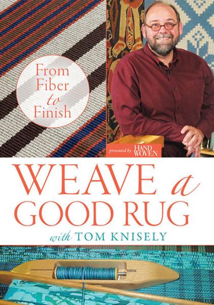 DVD: Weave a Good Rug   DVDs