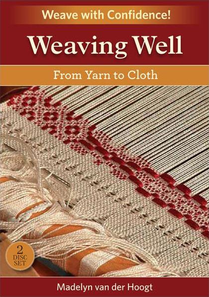 DVD: Weaving Well | Weaving DVDs