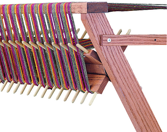Schacht Sectional Warp Beam Kit | Wolf Looms and Accessories