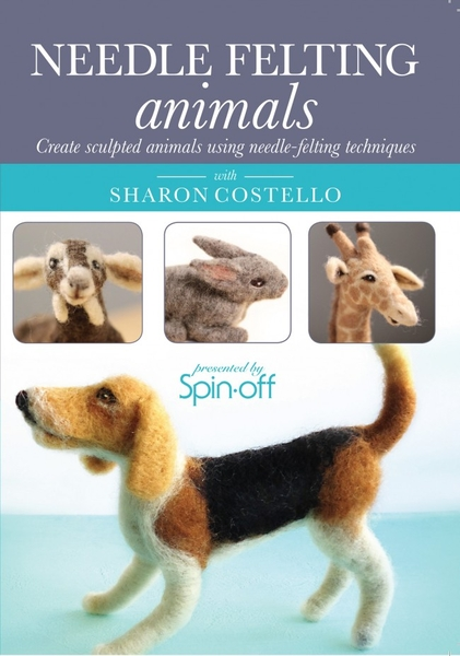 Needle Felting Animals DVD | Felting DVDs