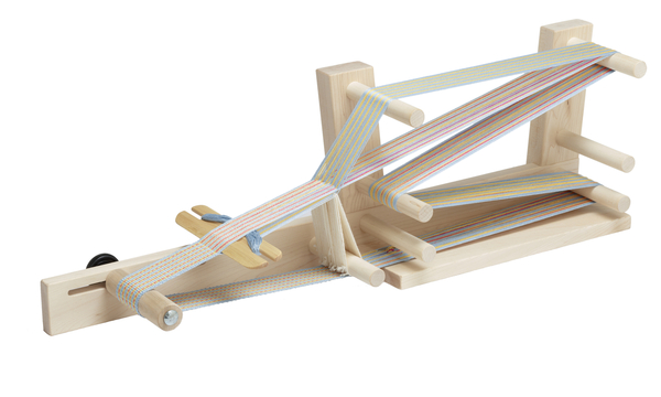 Schacht Inkle Loom With Belt Shuttle | Band Looms