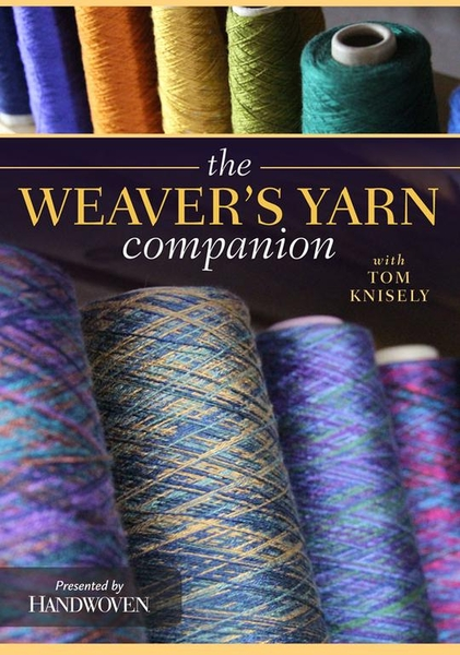 DVD: The Weaver's Yarn Companion | Weaving DVDs