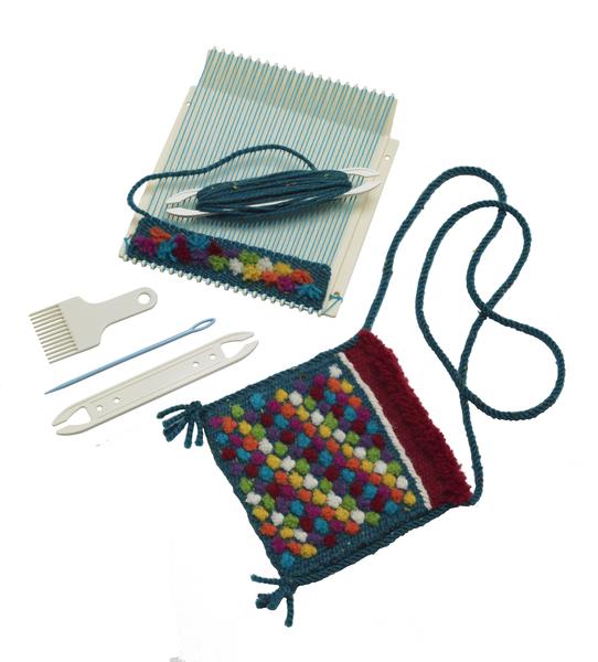 Schacht Mini Loom Weaving Kit | Kids Shop