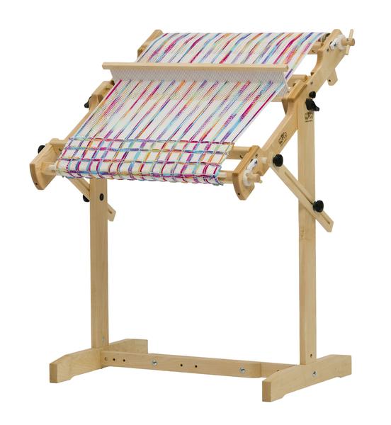 Schacht Trestle Floor Stand | Flip the Folding Loom
