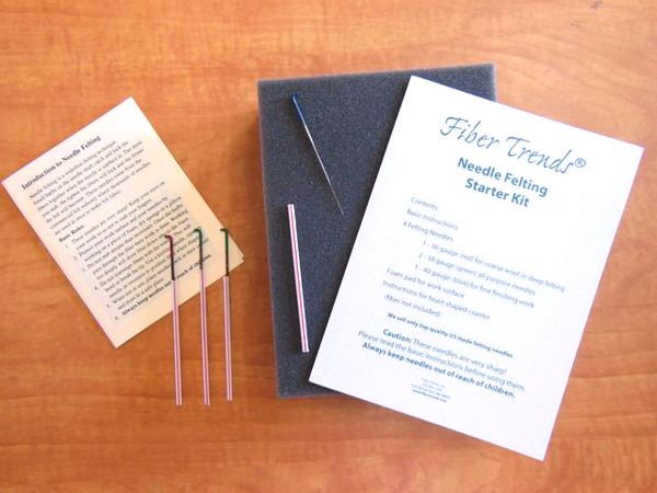 Needle Felting Starter Kit | Felting Tools and Accessories