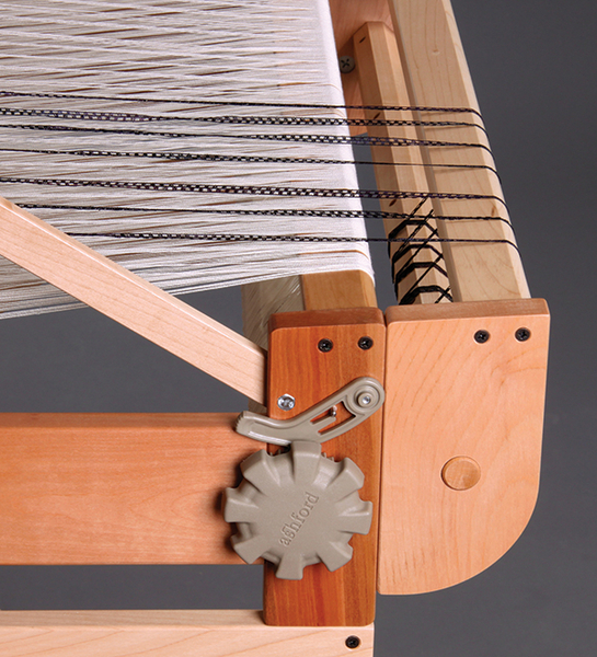 Ashford Second Back Beam - Table Loom   Ashford Folding Table Looms And Accessories