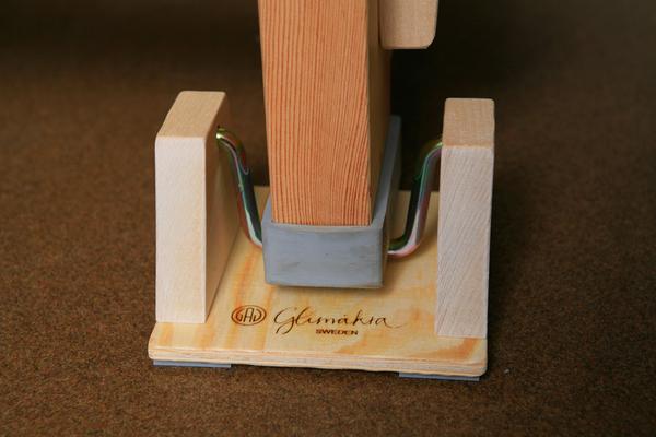 Glimakra Stadig Loom Feet | Glimakra Loom Parts