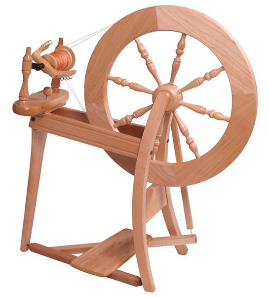 Ashford Traditional Spinning Wheel | Saxony Spinning Wheels