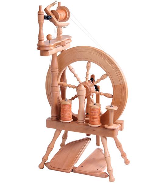 Ashford Traveller Double Treadle | Ashford Traveller Spinning Wheel