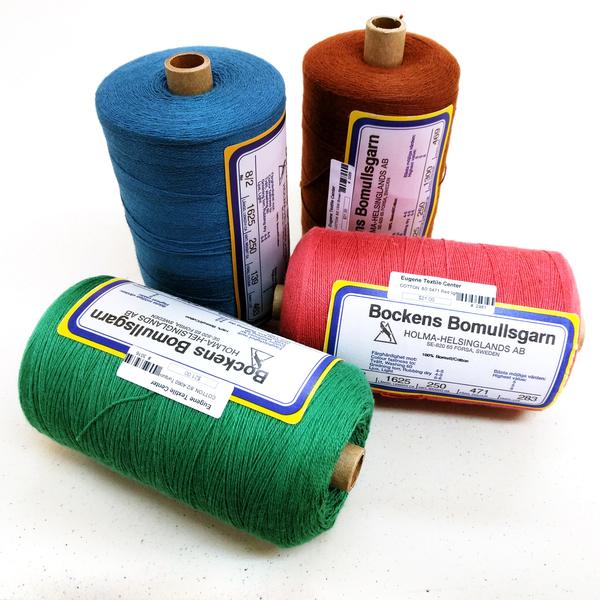Bockens Cotton 8/2 8.8 oz | Cotton Yarns, Unmercerized