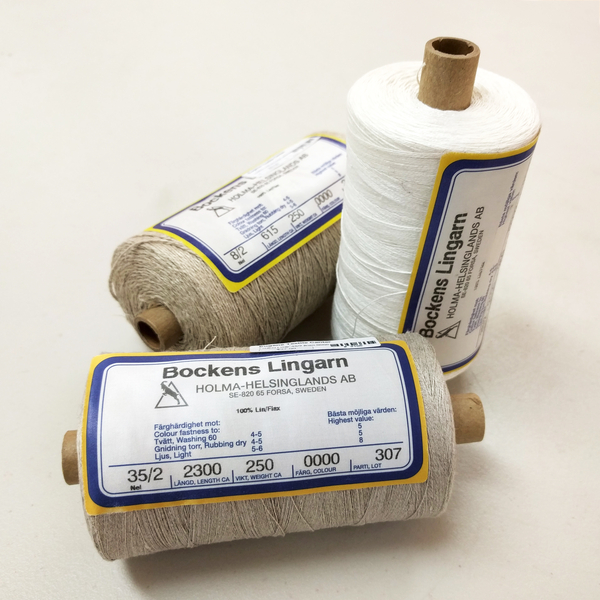 Bockens Line Linen Miscellaneous Sizes | Swedish Yarns