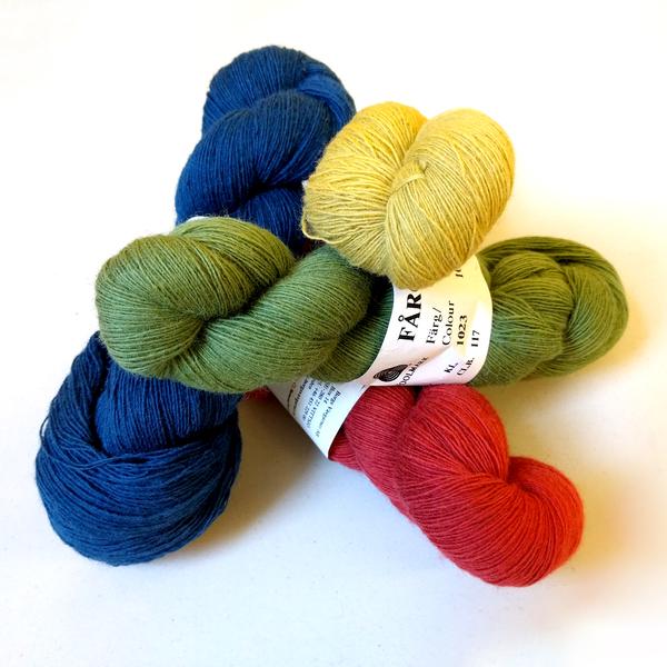 Faro 6/1 | Swedish Yarns