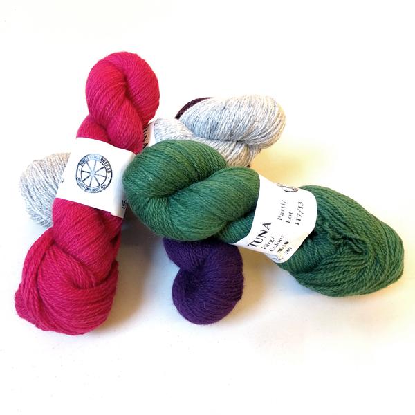 Tuna 6/2 | Borgs Swedish Wool