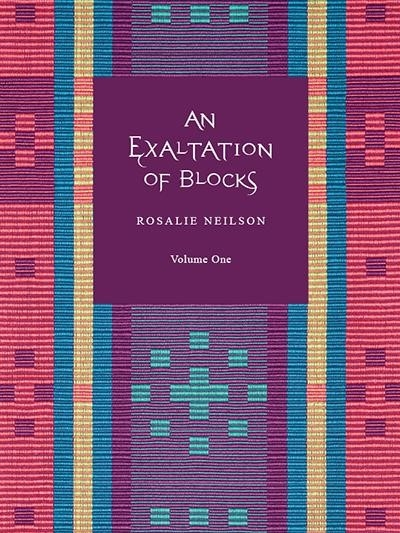 An Exaltation of Blocks -Two Volume Set | Weaving Books